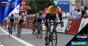 Tour of Britain 2014 live on ITV & Eurosport
