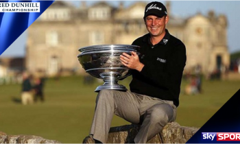 Alfred Dunhill Links Championship 2014 live on Sky Sports
