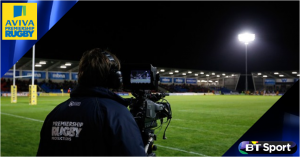 BT confirms live Aviva Premiership games for festive period