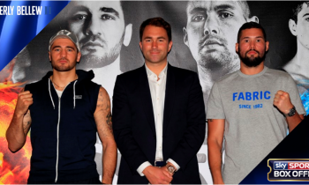 Sky Sports Box Office to screen Cleverly v Bellew rematch