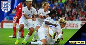 England Women v Germany live from Wembley on BBC Two