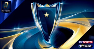 European Champions Cup 2014/15: Round 1 on BT & Sky