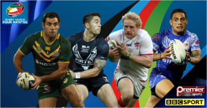 Four Nations 2014 live on BBC & Premier Sports