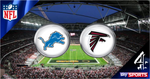 NFL Wembley 2014: Lions @ Falcons live on C4 & Sky