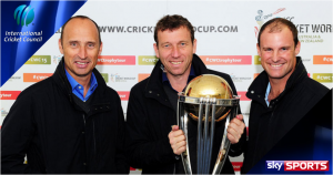 Sky Sports retains live ICC tournament rights until 2023