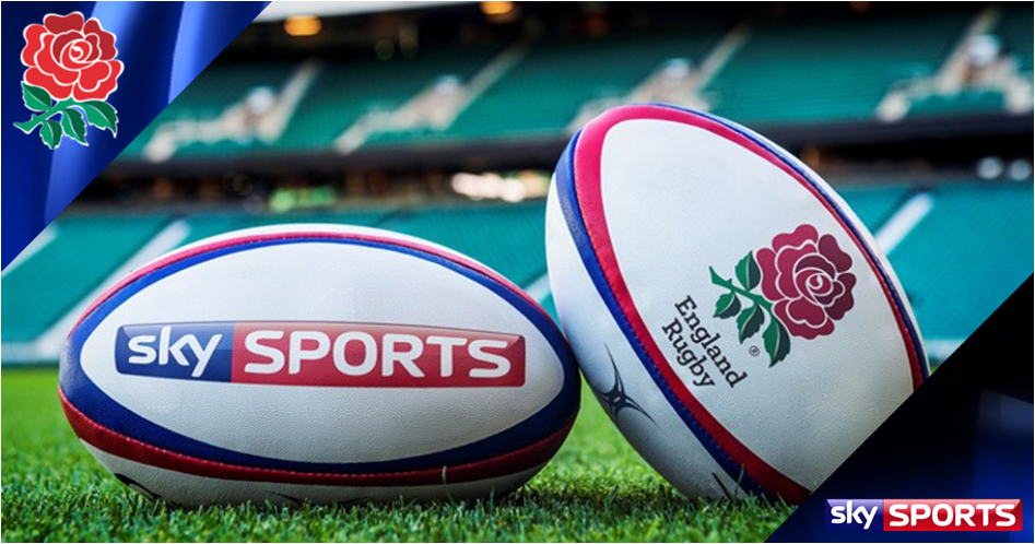 Sky Sports Retains England Rugby Union Rights To 2019 20