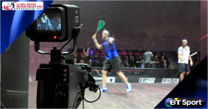 BT Sport to cover 2014 British Squash Grand Prix