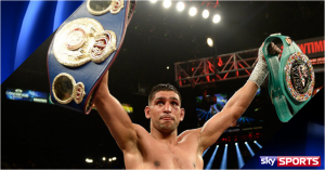 Amir Khan v Devon Alexander live on Sky Sports