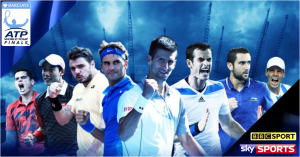 ATP World Tour Finals 2014 live on Sky Sports & BBC Sport
