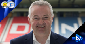 Scotland v England: Q&A with STV commentator Derek Rae