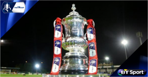 FA Cup 1st Round Replays live on BT Sport