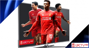 LFCTV re-launches on November 4 in high-definition