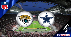 NFL Wembley 2014: Cowboys @ Jaguars live on C4 & Sky