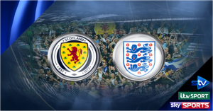 Scotland v England live on ITV, STV & Sky Sports