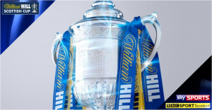 Sky & BBC confirm live Scottish Cup Semi Final ties