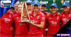 Sky Sports to screen entire 2015 Women's Ashes live