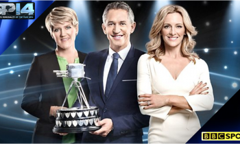 BBC Sports Personality of the Year 2014 live on BBC One