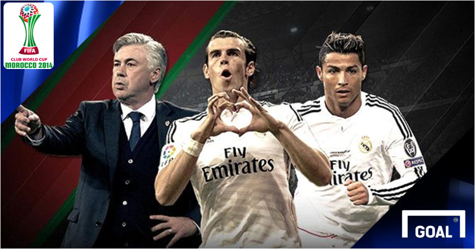 Fifa Club World Cup 2014 Live Online Via Goal Com Sport