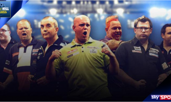 PDC World Darts Championship 2015 live on Sky Sports