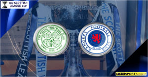 Scottish League Cup: BBC to screen Celtic v Rangers