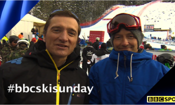 Ski Sunday is back on BBC Two for 2015 season