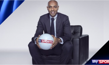 Thierry Henry to join Sky Sports as pundit in 2015