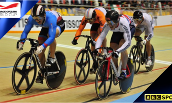 UCI Track World Cup London 2014 on BBC Sport
