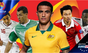 AFC Asian Cup 2015 live on British Eurosport