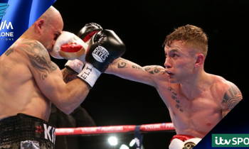 ITV returns to the boxing ring with Carl Frampton