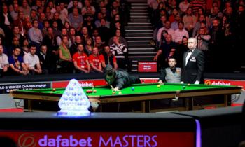 Dafabet Masters 2015 live on BBC & Eurosport