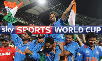 Sky Sports announces 2015 Cricket World Cup plans