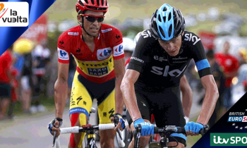 Eurosport & ITV agree long-term Vuelta TV deals