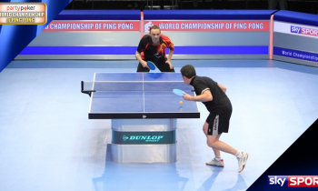 World Championship of Ping Pong 2015 live on Sky Sports