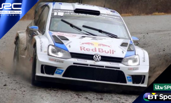 World Rally Championship 2015 season on BT Sport & ITV4