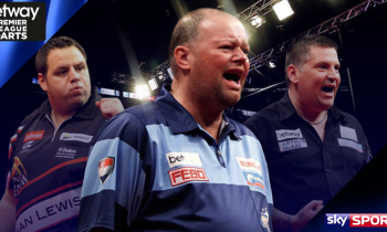 Premier League Darts 2015 live on Sky Sports