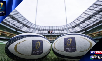 Sky & BT confirm live European rugby quarter-finals