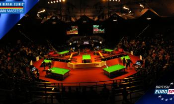 German Masters 2015 live on British Eurosport