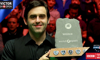 Welsh Open 2015 live on BBC Wales & Eurosport