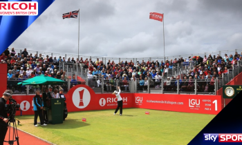 Women's British Open moves to Sky Sports from 2017