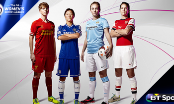 FA Women's Super League 2015 season live on BT Sport