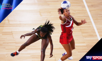 Sky Sports to broadcast 2015 Netball World Cup
