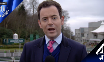 Nick Luck to anchor Channel 4's Grand National coverage