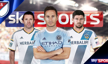 Sky Sports wins rights to show Major League Soccer