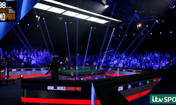 World Grand Prix snooker 2015 live on ITV4