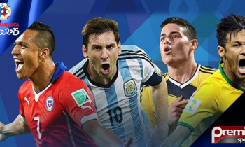 Premier Sports wins 2015 Copa America rights