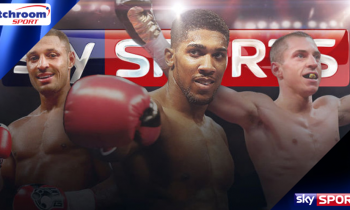 Sky Sports extends Matchroom Boxing deal