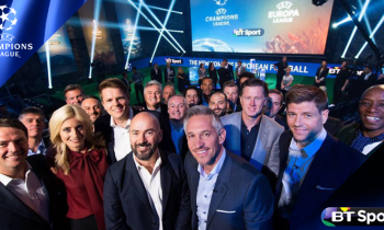 BT Sport reveals European football plans