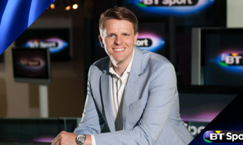 Jake Humphrey signs new four-year deal with BT