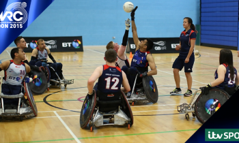 ITV to cover inaugural World Wheelchair Rugby Challenge