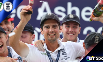 BT Sport wins 2017/18 Ashes rights